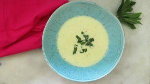 Türkische Joghurtsuppe Yayla Corbasi