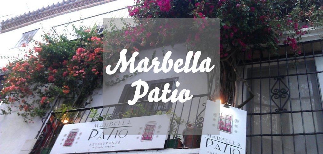 Marbella Patio