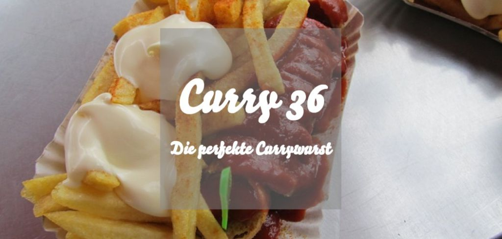 Currywurst Curry 36 Berlin