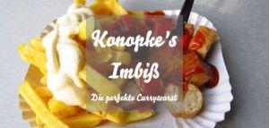 Konopke's Imbiß Currywurst