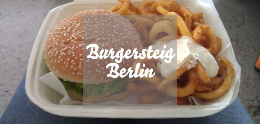 Burgersteig Berlin