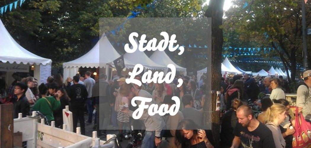 Stadt, Land, Food