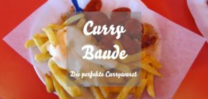 Curry Baude Currywurst