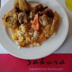 Sakura Berlin Buffet