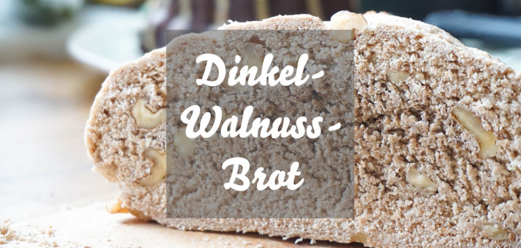Dinkel-Walnuss-Brot