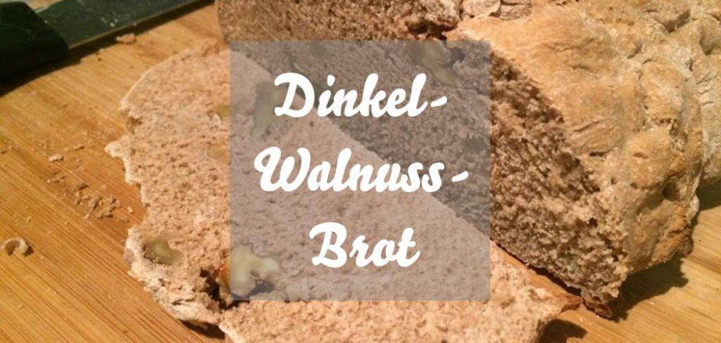 Dinkel-Walnuss-Brot