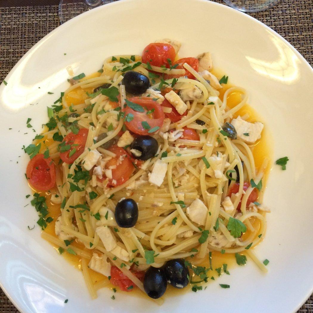 Spaghetti L'Archetto di Cavour Rom