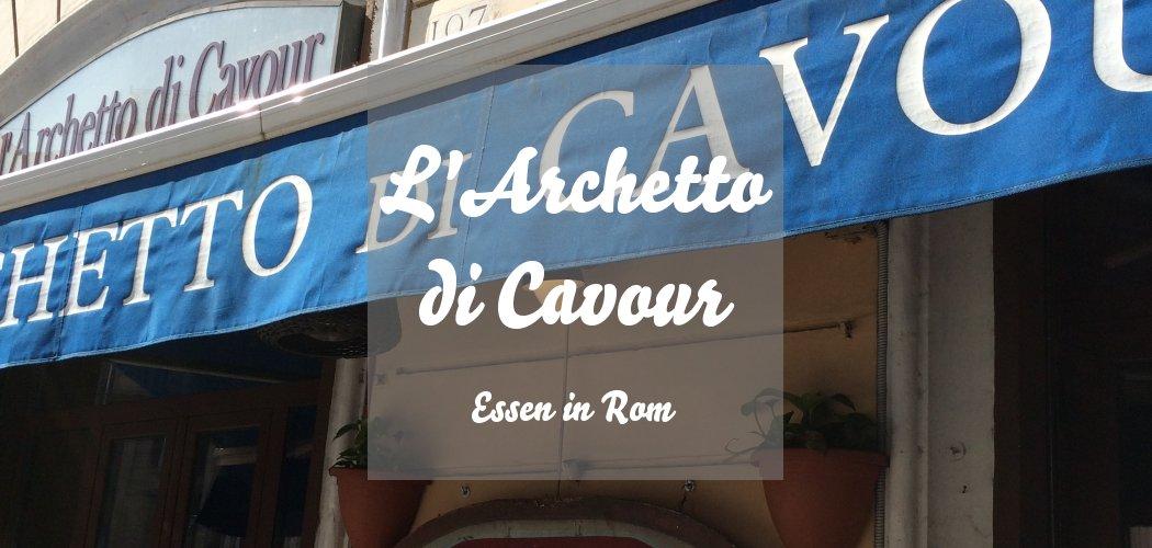 L'Archetto di Cavour Rom