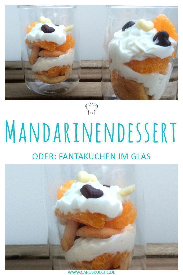 Fantakuchen im Glas » Dessert im Glas