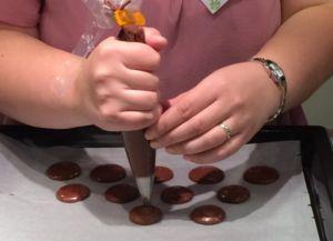 Macarons machen mit Johanna von My tasty little beauties