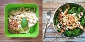 Mittagessen vorbereiten