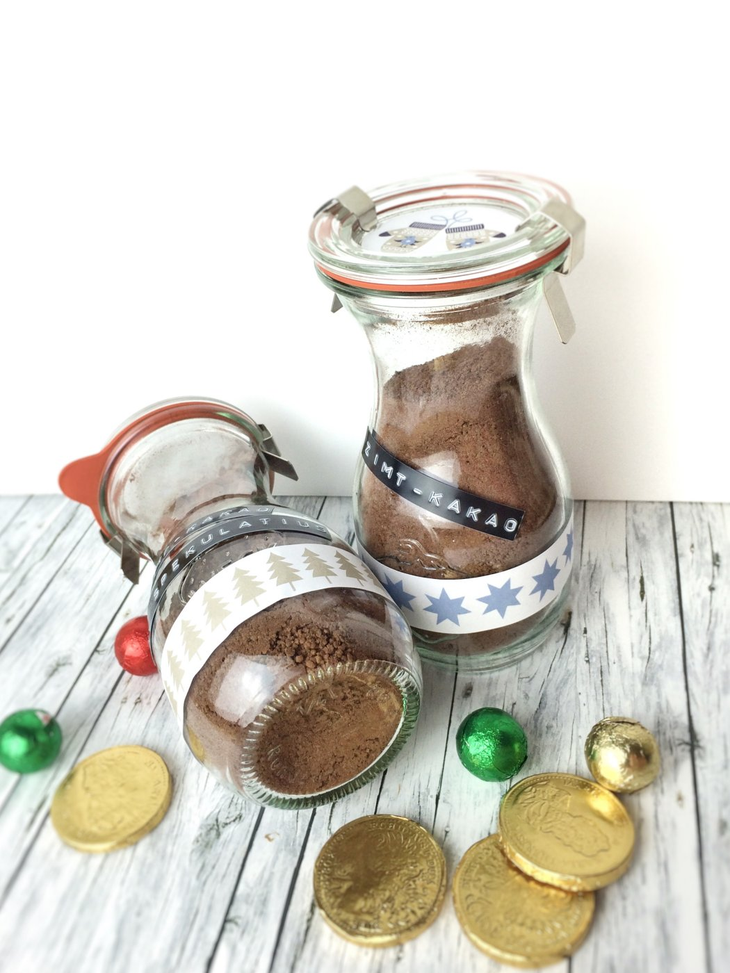Trinkschokolade Spekulatius Kakao