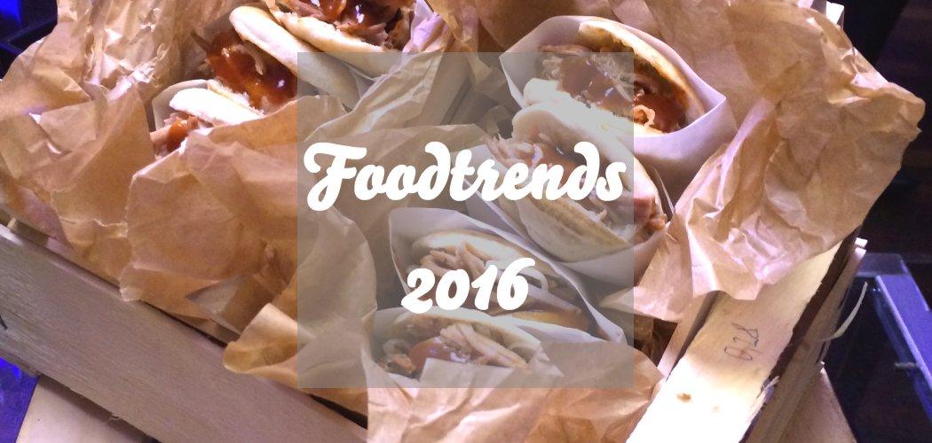 Foodtrends 2016