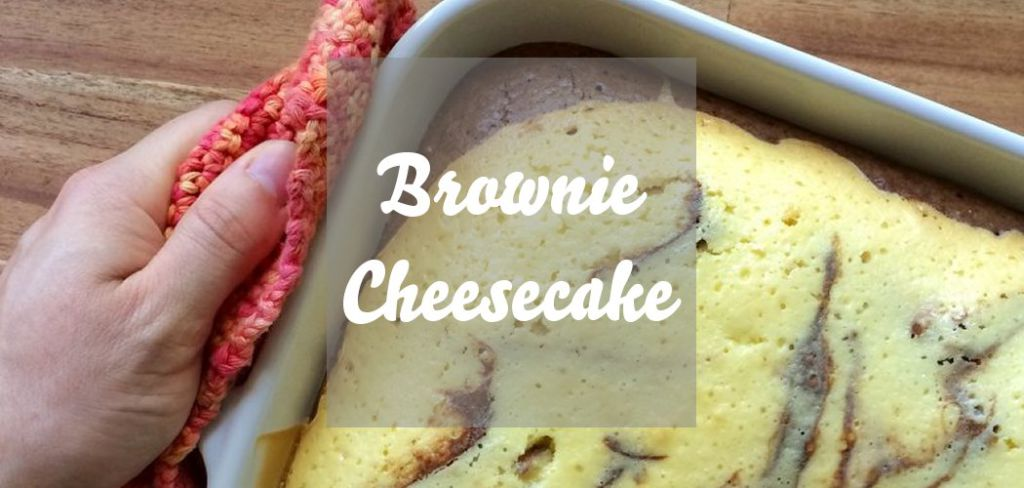 Brownie-Cheesecake