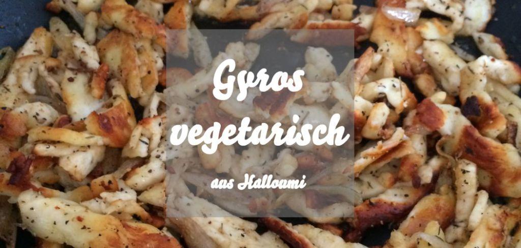 Gyros vegetarisch