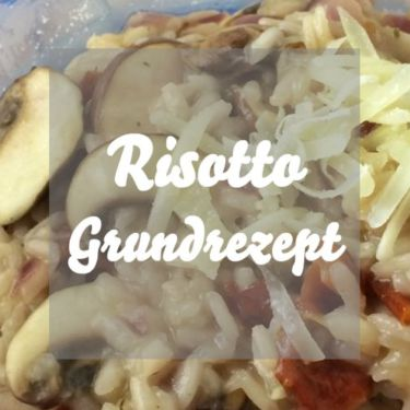 Einfaches Risotto