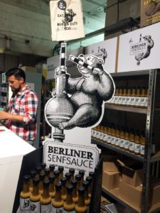 Berliner Senfsauce im House of Food 2016