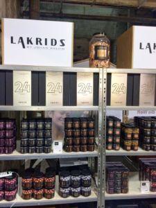 Lakrids by Johan Bülow im House of Food 2016