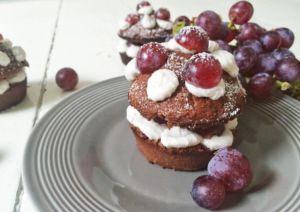 Traubenmuffins