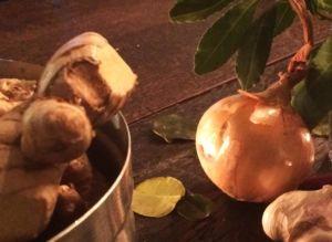Inger und Zwiebel