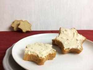 Brot in Sternform