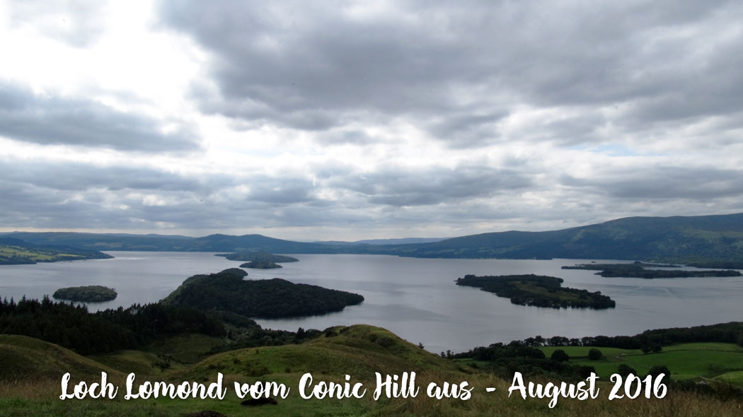 Loch Lomond Conic Hill