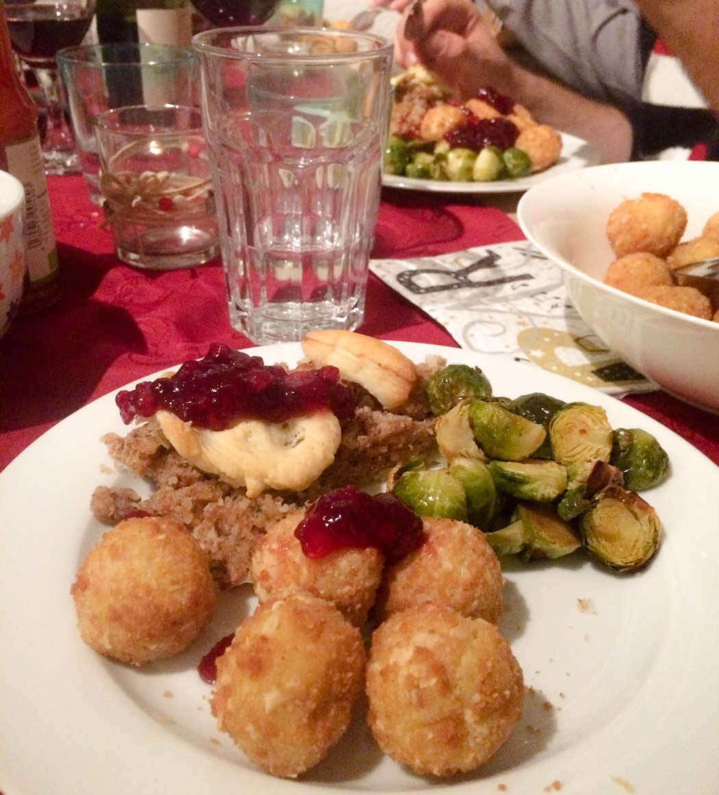 Weihnachtsmenü Caros Küche