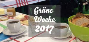 Grüne Woche 2017