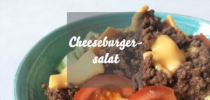 Cheeseburgersalat