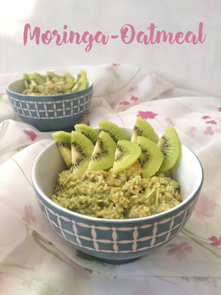 Moringa-Oatmeal