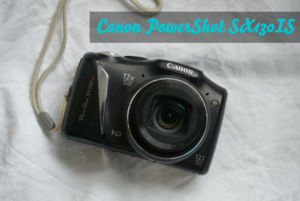Canon PowerShot SX130IS