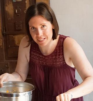 Carolin von Caros Küche