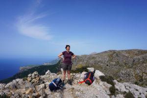 Wandern auf Mallorca GR221