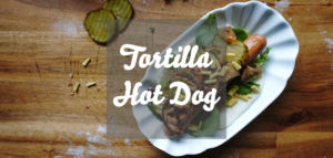 Tortilla Hot Dog