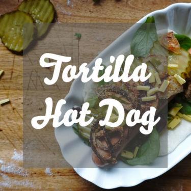 Tortilla Hot Dog