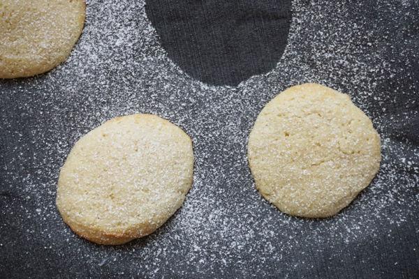 Käsekuchen-Kekse