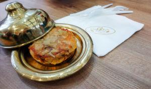 Pastilla - Marokkanische Fischkuchen