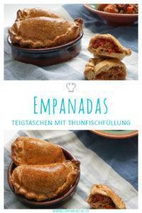 Empanadas mit Thunfischfüllung » Spanische Tapas