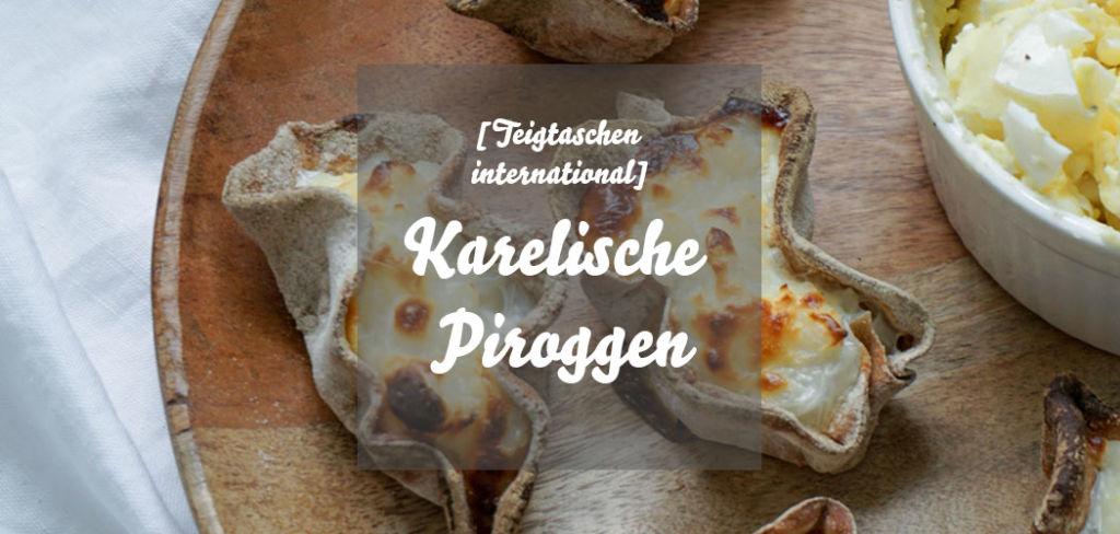 Karelische Piroggen