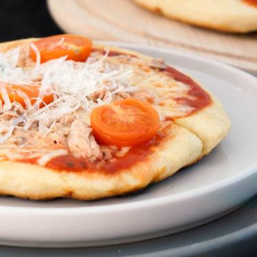 Pizza ohne Backofen