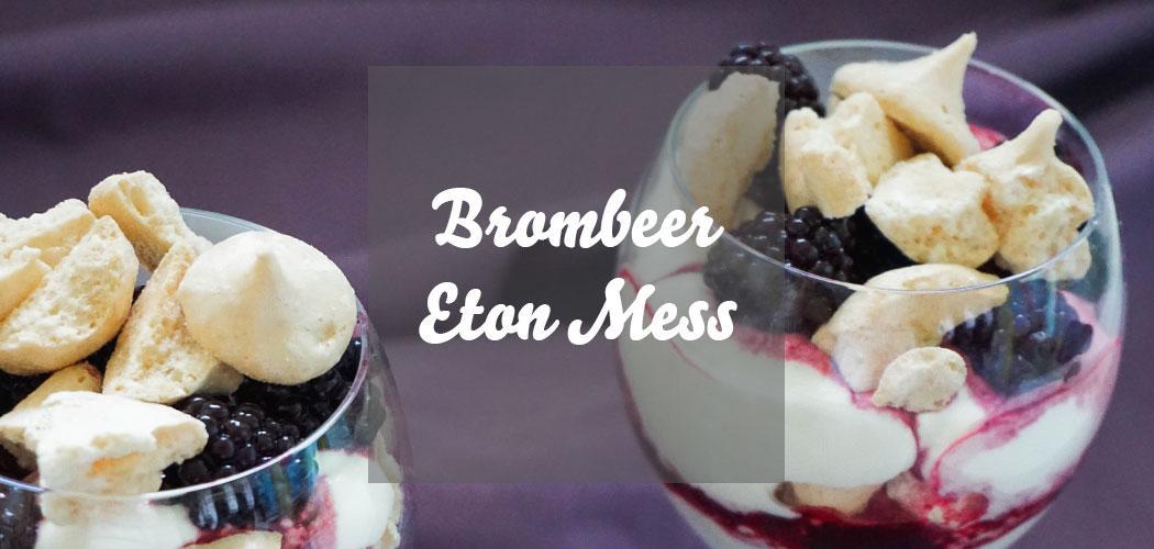 Brombeer Eton Mess