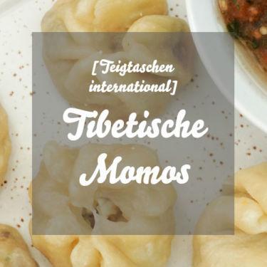 Tibetische Teigtaschen Momos