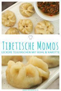 Tibetische Momos » Rezept für tibetische Teigtaschen