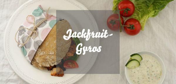 Jackfruit Gyros selber machen