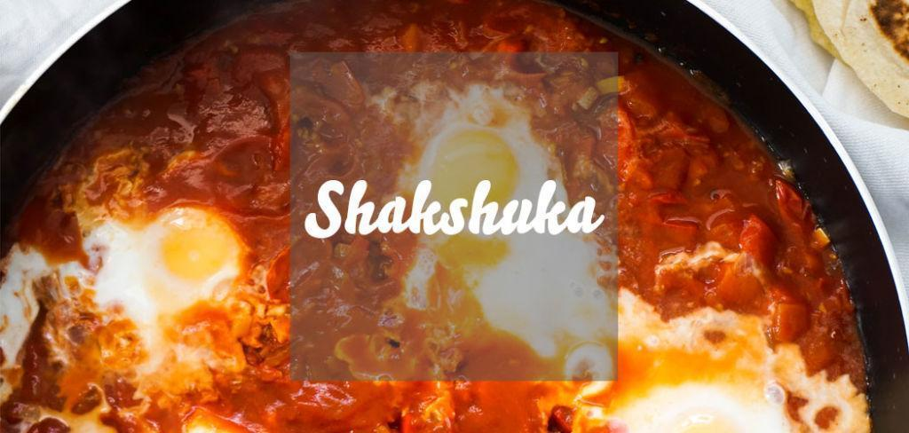 Vegetarisches Shakshuka-Rezept