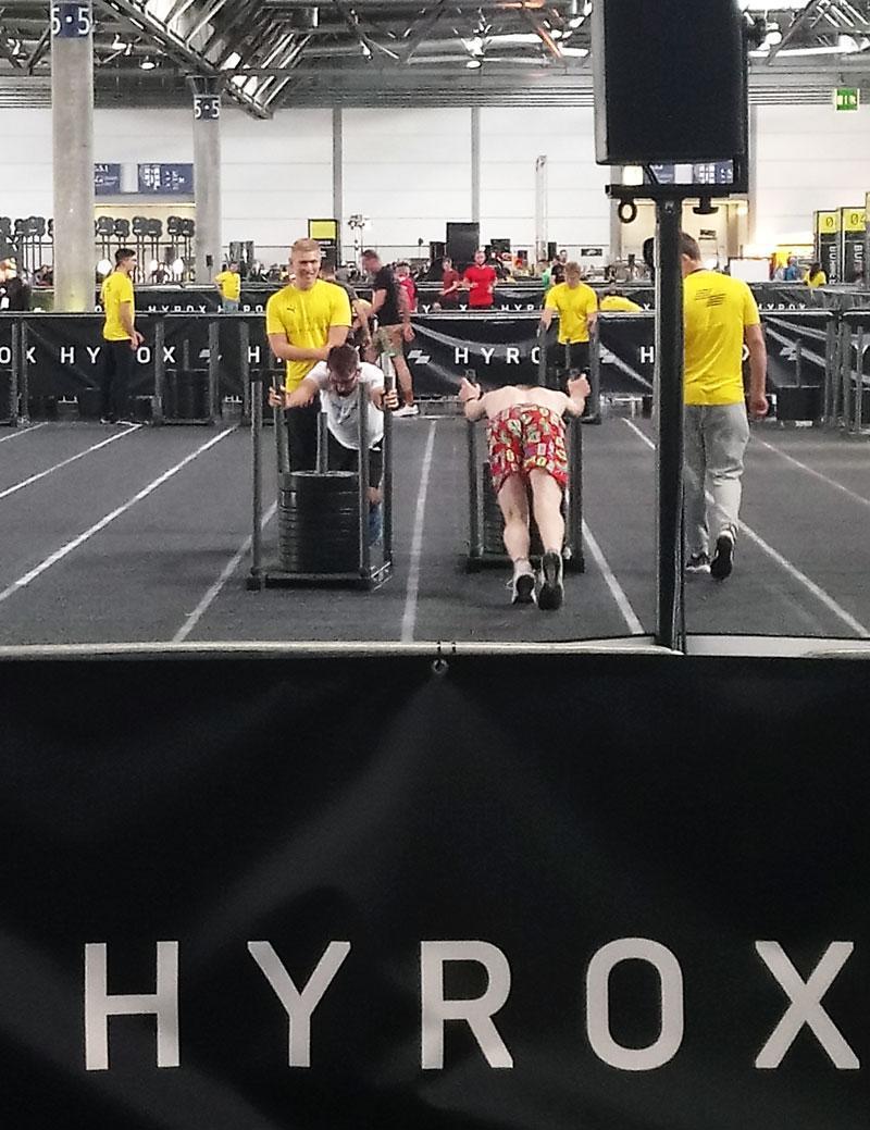 Hyrox Leipzig