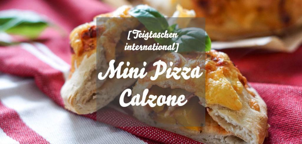 Mini Pizza Calzone