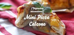 Mini Pizza Calzone