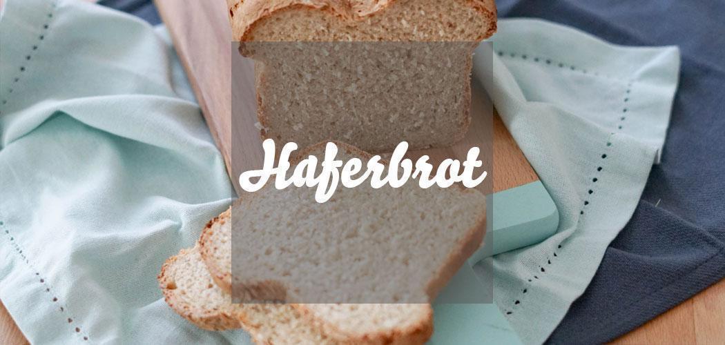 Haferbrot Rezept mit Hefe zum Nachmachen » Brotrezept mit Bildern