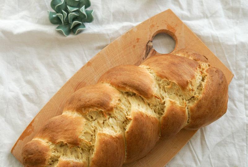 Rezept für Hefezopf » einfaches und schnelles Rezept für klassischen Hefezopf zu Ostern